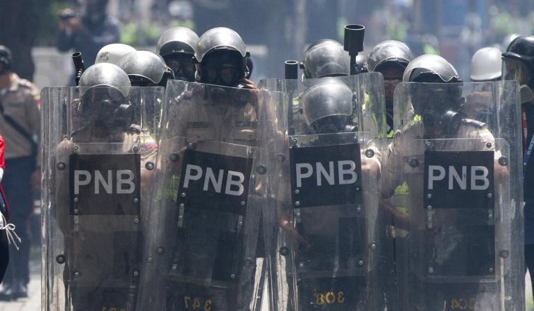 Golpe de estado en Venezuela: Nueve militares presos por presunto plan de golpe en Venezuela