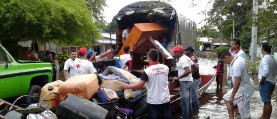 Emergencia invernal en Colombia: Cinco departamentos en alerta por fuertes lluvias