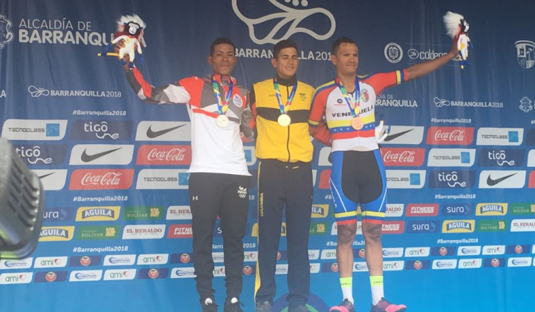 Nelson Soto Oro ciclismo de Ruta Centroamericanos: Nelson Soto se colgó el oro en el ciclismo de Ruta de los Centroamericanos