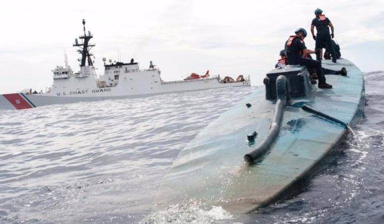 Incautación droga: Autoridades Incautaron 7 toneladas de cocaína en operación internacional