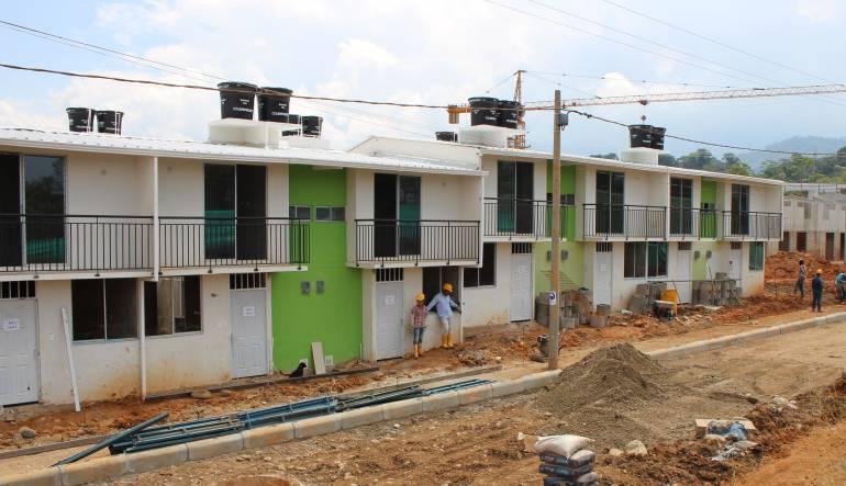 Reconstrucción de Mocoa.