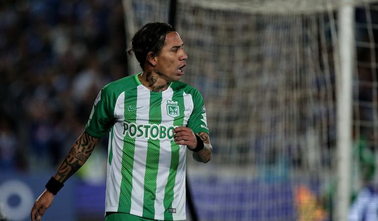 Dayro Moreno: Dayro: El séptimo futbolista colombiano con más goles en toda la historia