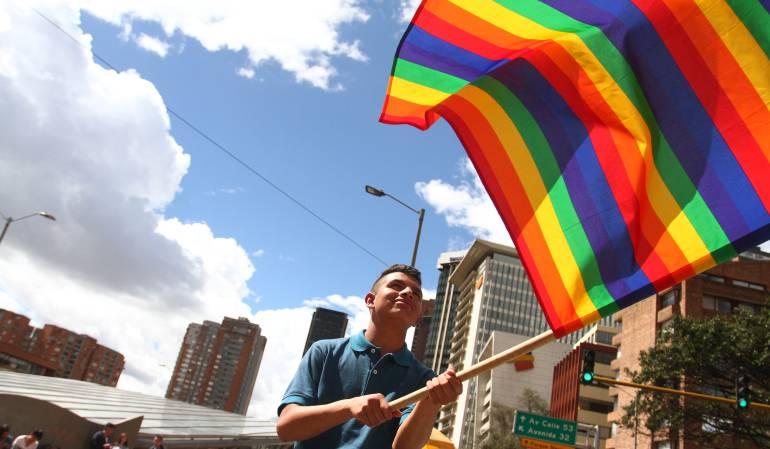 Comunidad LGTBI en la JEP.: La JEP recibió nuevos informes de la comunidad LGTBI