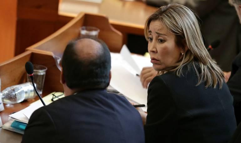 Ex fiscal Hilda Niño Farfán