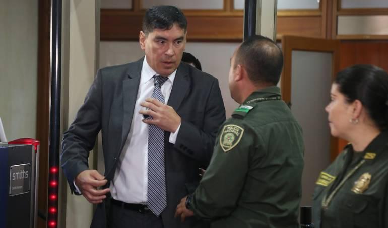 Congresista Álvaro Hernán Prada