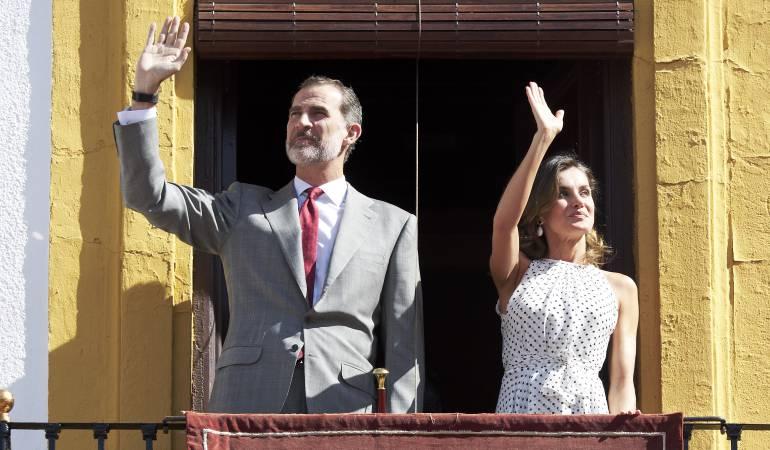 Rey de españa visita Colombia: Por problemas médicos no vendrá el rey de España