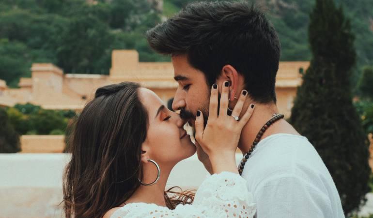 Evaluna y Camilo Echeverry se van a casar, así lo anunciaron — FARÁNDULA