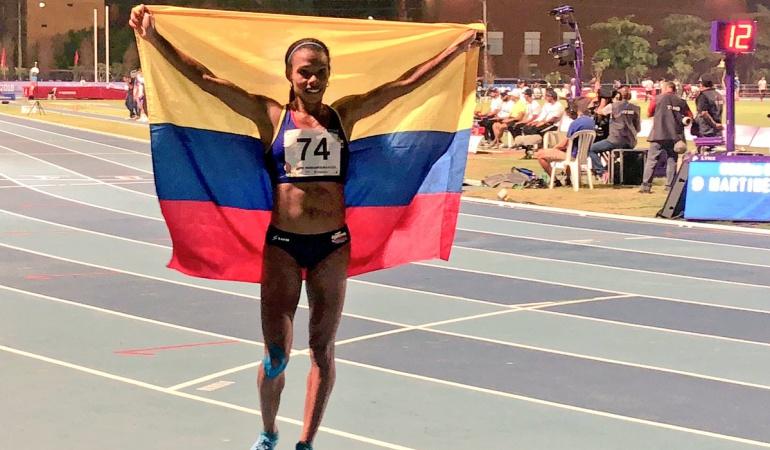 Colombia medallas de oro 5000 metros: Colombia domina la prueba de los 5000 metros con dos medallas de Oro