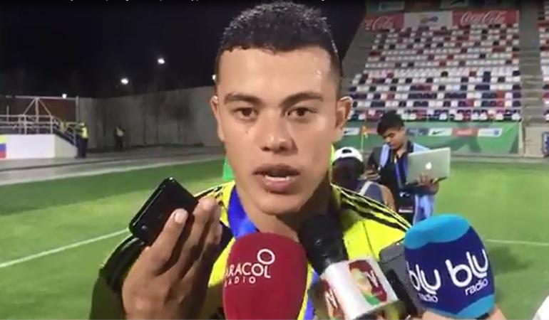 """Leonardo Castro Selección Colombia: Castro: """"Significa mucho para mi carrera esta medalla, me tocó sufrir"""""""