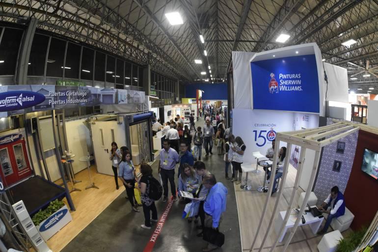 EXPOCAMACOL 2018, una feria que dinamiza la construcción en Latinoamérica