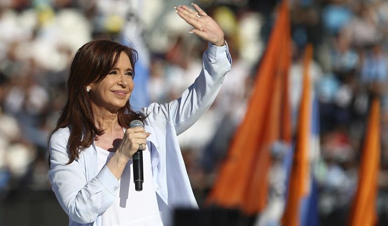 Corrupción en Argentina Cristina Fernández: Juez de Argentina pide desafuero de ex presidenta Cristina Fernández