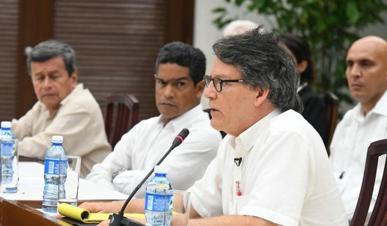 Paz con el Eln: Venezuela entregó nota de protesta a Colombia por declaraciones sobre Eln