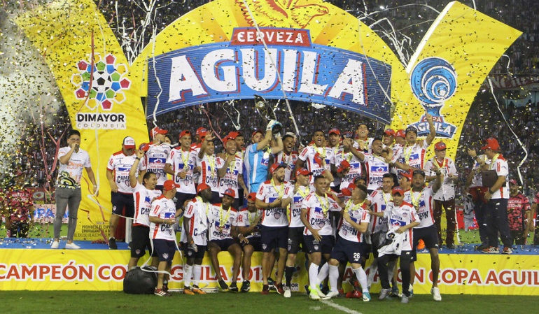 Octavos de final Copa Colombia: Definidos los octavos de final y el camino al título de la Copa Colombia