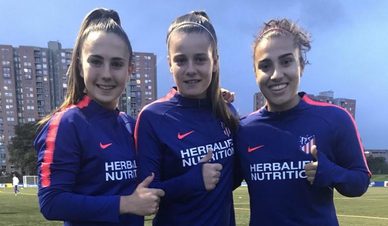 Atlético de Madrid Femenino Colombia: Atlético de Madrid Femenino se encuentra en Colombia