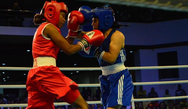 Ingrit Valencia Oro Juegos Centroamericanos: Ingrit Valencia conquista el Oro en la categoría mosca de boxeo