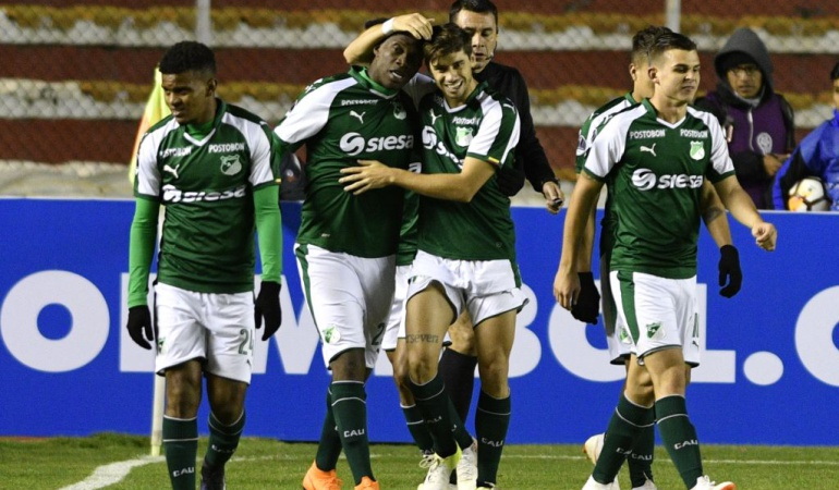 Cali octavos de Final Copa Sudamericana: Cali hace historia venciendo a Bolívar en La Paz y clasifica a octavos