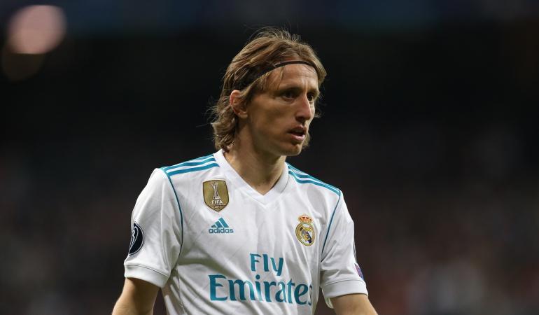 Luka Modric, Real Madrid, Inter de Milán: Luka Modric estaría cerca de fichar por el Inter de Milán