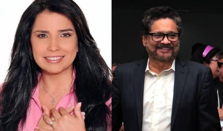 Fraude electoral: Consejo de Estado definirá futuro político de Aida Merlano e Iván Márquez