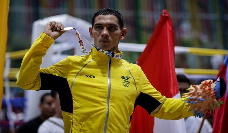 Ceiber Ávila Oro Boxeo Juegos Centroamericanos: El boxeo le otorgó otra medalla de Oro a Colombia