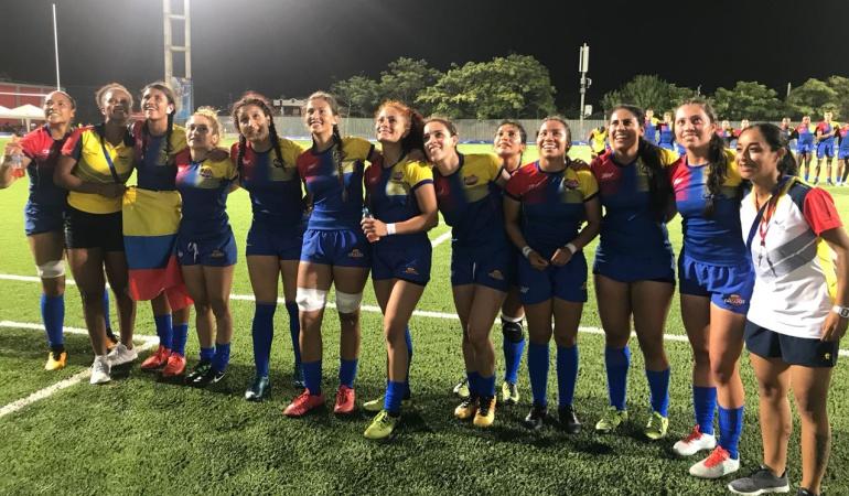 Colombia Oros Rugby Centroamericanos: Colombia conquista dos Oros en el rugby masculino y femenino