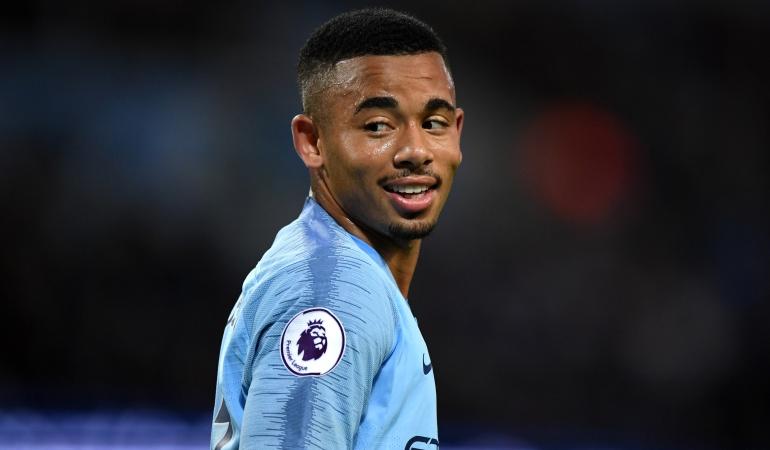 Gabriel Jesús renovación: Gabriel Jesús renovó con el Manchester City hasta 2023
