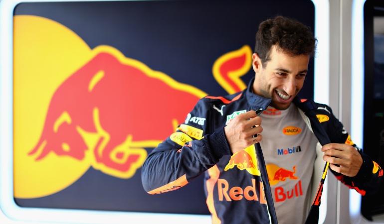 Daniel Ricciardo: Ricciardo dejará Red Bull y llegará a Renault cuando acabe la temporada