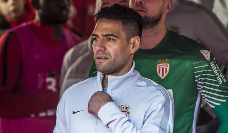 Falcao Supercopa de Francia: Falcao quedó descartado para la final de la Supercopa de Francia ante PSG