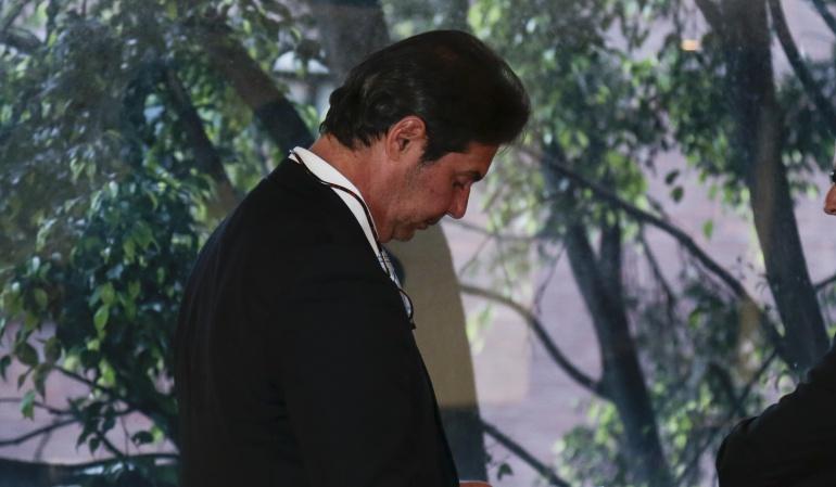 Carrusel de los contratos en libertad: En libertad Andrés Jaramillo