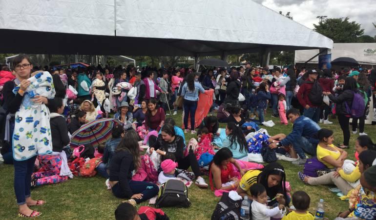 Lactancia materna: Más de 10.000 mamás participaron de la Lactaton