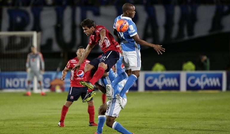 Millonarios - Medellín Liga Águila: Millonarios defiende invicto en casa y busca el primer puesto ante Medellín