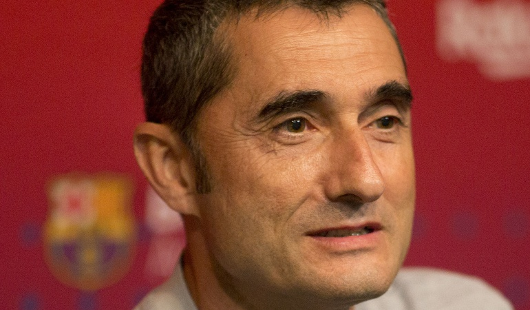 Arturo Vidal Ernesto Valverde: Valverde aseguró que Vidal le aportará calidad y experiencia al Barcelona