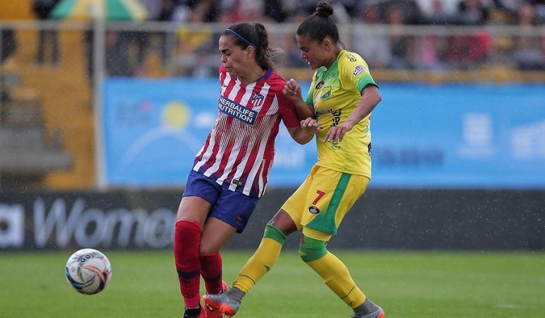 Atlético Huila Vs Atlético Madrid: Huila no pudo con el Atlético y perdió en la Copa Dimayor LaLiga Women
