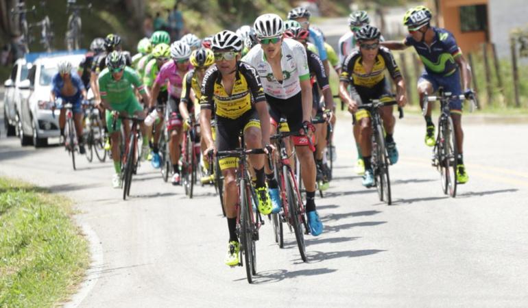 Vuelta a Colombia: Arranca la Vuelta a Colombia con varios candidatos al título