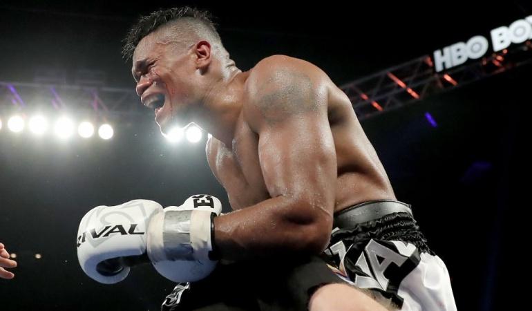 Eléider Álvarez campeón mundial boxeo: ¡El colombiano Eléider Álvarez, nuevo campeón mundial de boxeo!