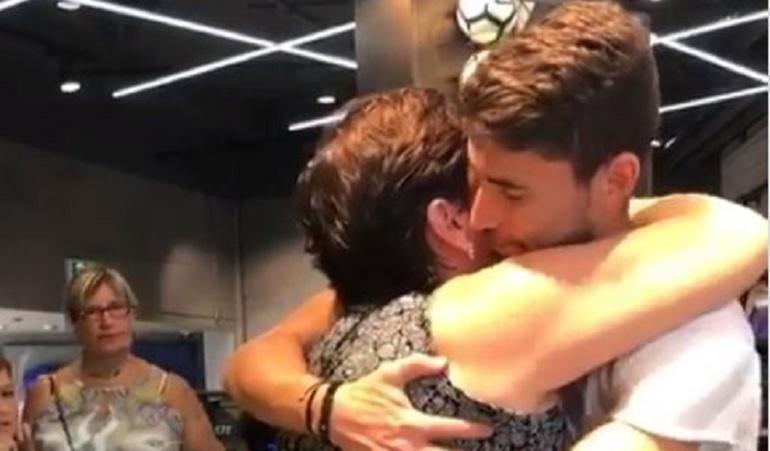 madre jorginho Chelsea: La emotiva reacción de la madre de Jorginho al ver su camiseta del Chelsea