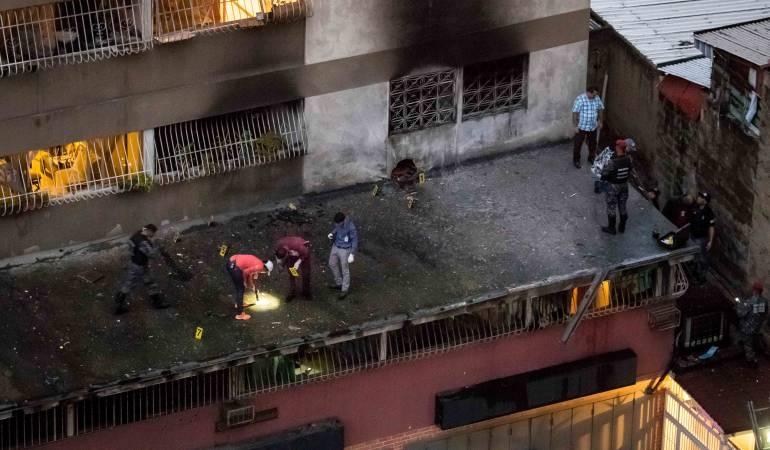 Grupo rebelde se atribuyó atentado contra Maduro