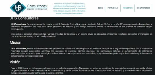 Interceptaciones telefónicas: Coronel capturado por chuzadas creó una empresa de inteligencia informática