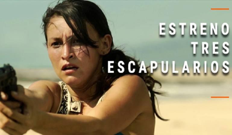 Peliculas: Tres Escapularios de Felipe Aljure se estrenará el 23 de agosto