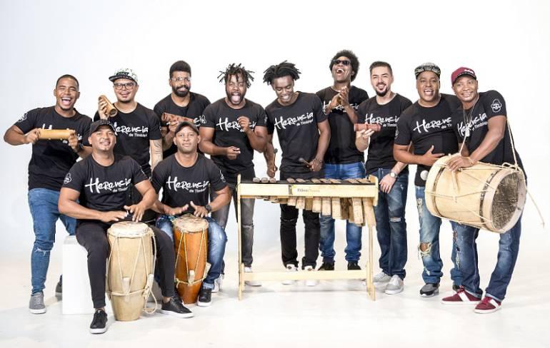 Los 18 años de Herencia de Timbiquí