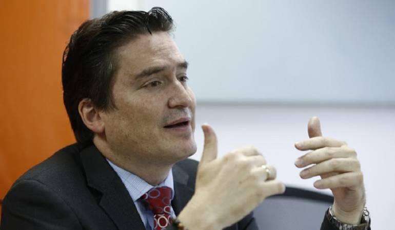 Santiago Castro, presidente Asobancaria