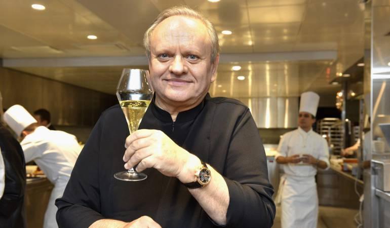 Murió el chef Joël Robuchon