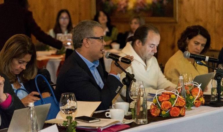 Fin a la polarización política en Colombia: asume Ivan Duque la presidencia