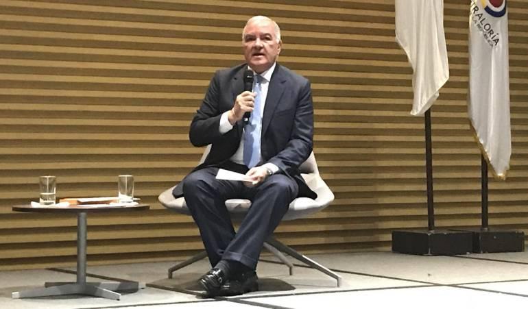 Seguridad ciudadana: Contralor dice que se deben cuestionar los resultados en seguridad nacional