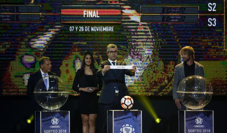 copa libertadores octavos de final nacional: Prográmese: la Copa Libertadores regresa con los octavos de final