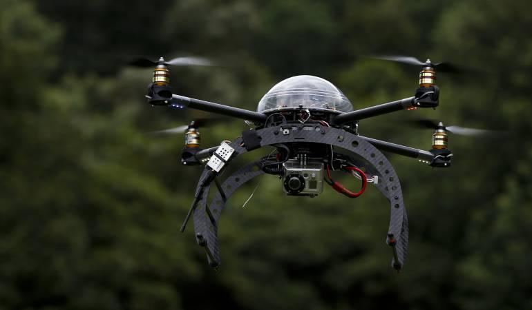 Posesión Iván Duque: Restringen uso de drones alrededor de la Casa de Nariño el 7 de agosto