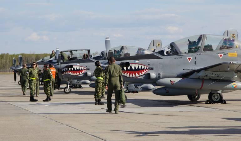 Fuerza Aérea rendirá homenaje al presidente Iván Duque