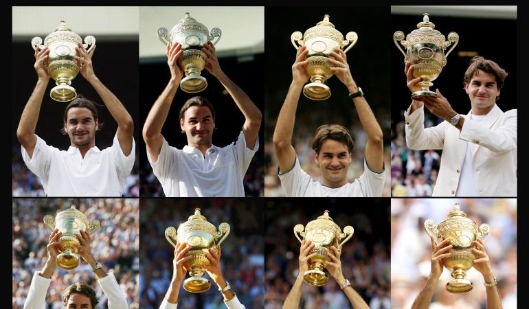 ¡Feliz día su majestad! Roger Federer celebra sus 37 años