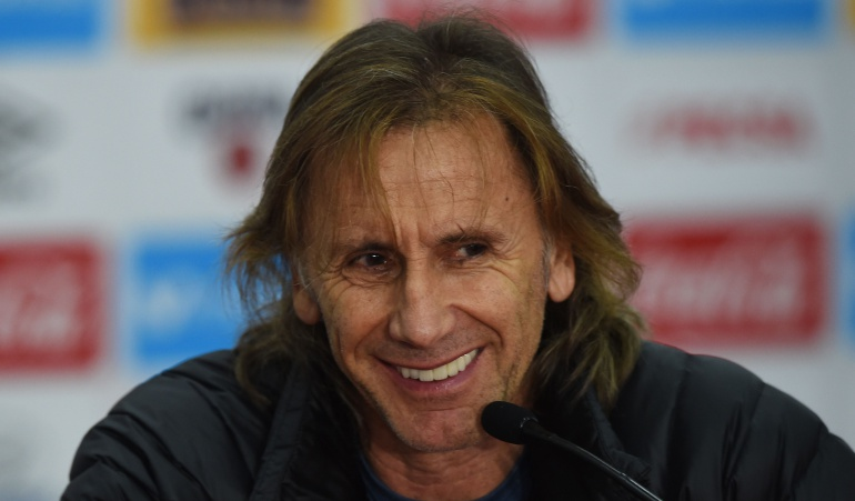 Ricardo Gareca, Selección Perú: Ricardo Gareca renovó con la Selección de Perú