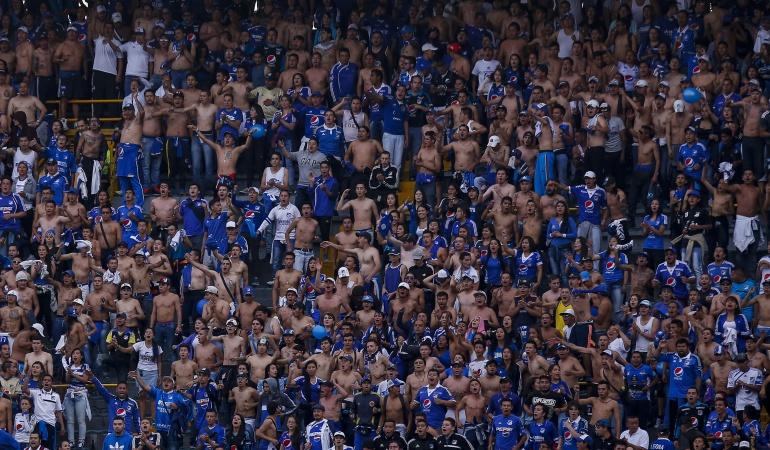 Barras Bravas, Tribuna Norte, Millonarios, El Campín: La tribuna norte de El Campín no volverá a ser para barras populares