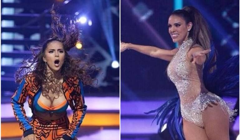 Greiccy y Sara Corrales en reality mexicano: ¡Duo explosivo! Greeicy y Sara Corrales conquistan 'Mira quién baila'